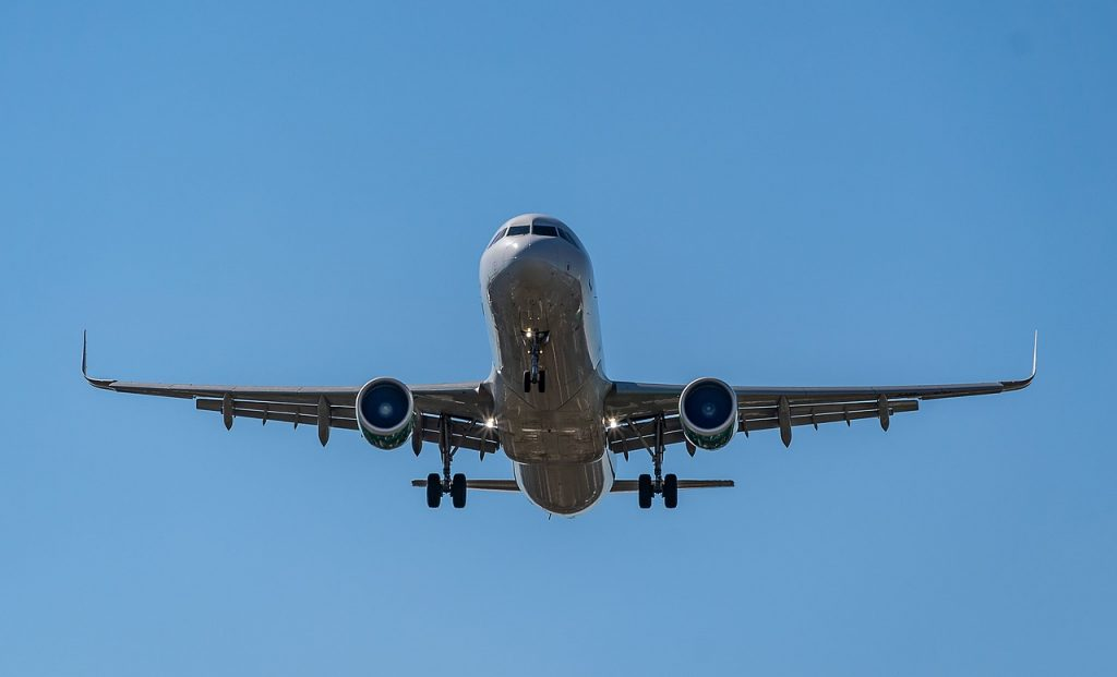 aircraft, landing, airport